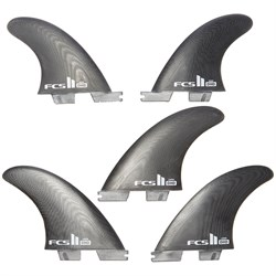 FCS II DH PG Large Tri-Quad Fin Set