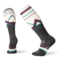 Smartwool PhD® Ski Ultra Light Pattern Socks - Women's