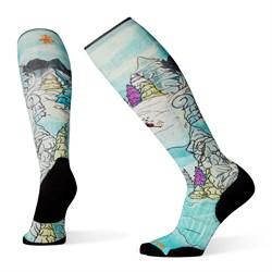 Smartwool PhD® Ski Light Elite Pow Days Print Socks