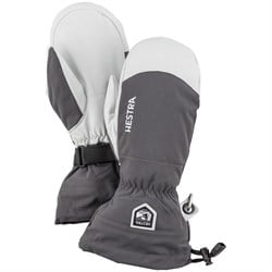 Hestra Army Leather Heli Ski Mittens
