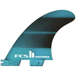 FCS II Performer Neo Glass Small Tri Fin Set