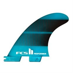 FCS II Performer Neo Glass Large Tri Fin Set