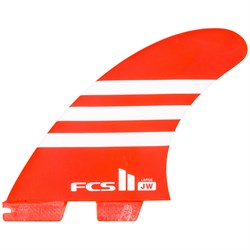 FCS II JW PC Large Tri Fin Set