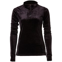 Rojo Outerwear Velvet 1​/4 Zip Base Layer Top - Women's
