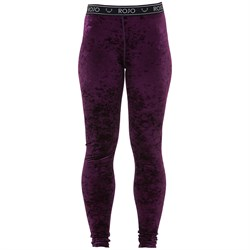 Rojo Outerwear Full Length Velvet Pants - Women's