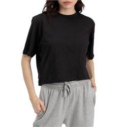 Richer Poorer Grown Up Crop T-Shirt - Women's