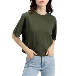 Richer Poorer Grown Up Crop T-Shirt - Women's