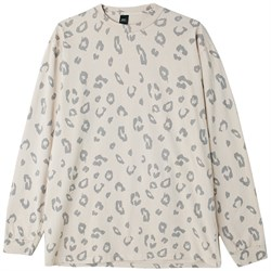 Obey Clothing Printed Long-Sleeve T-Shirt - Women's