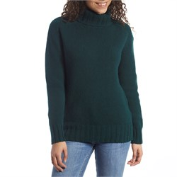 Filson Lambswool Turtleneck Sweater - Women's