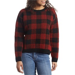 Filson Buffalo Check Sweater - Women's