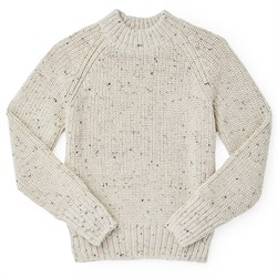 Filson Alpaca Wool Shaker Sweater - Women's