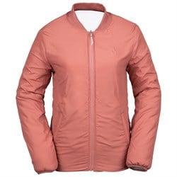 Volcom Reversible Polar Jacket - Women's