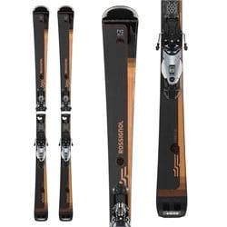 Rossignol Famous 10 Skis + NX 12 Dual WTR Bindings - Women's