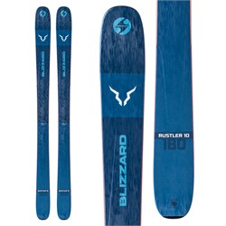 Blizzard Rustler 10 Skis 2020 - Used