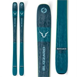 Blizzard Rustler 9 Skis  - Used