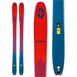 Blizzard Zero G 95 Skis 2021