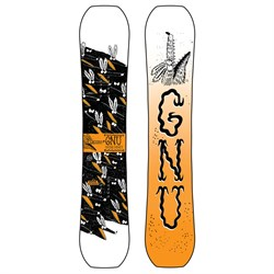 GNU Young Money C2E Snowboard - Boys' 2020