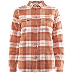 Fjallraven Övik Heavy Flannel Shirt - Women's