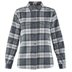 Fjallraven Övik Heavy Flannel Shirt - Women's