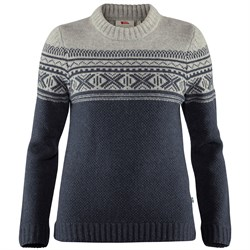 Fjallraven Övik Scandinavian Sweater - Women's