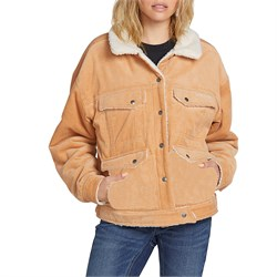 Volcom Woodstone Reversible Jacket - Women's