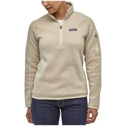 Patagonia Better Sweater® 1​/4 Zip Fleece - Women's