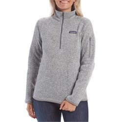 Patagonia Better Sweater® 1/4 Zip Pullover Fleece - Women's