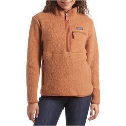 Patagonia Retro Pile Marsupial Pullover - Women's