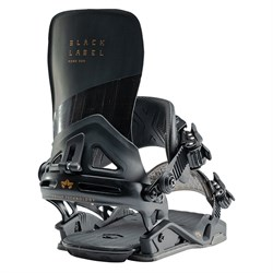 Rome Black Label Snowboard Bindings