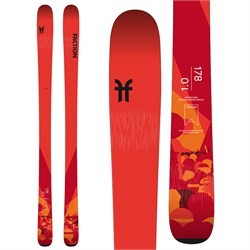 Faction Chapter 1.0 Skis  - Used