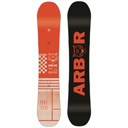 Arbor Helix Snowboard - Kids' 2020