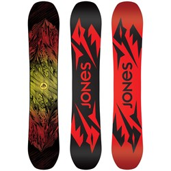 Jones Mountain Twin Snowboard 2020