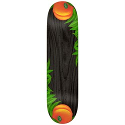 Real Ishod Just Peachy Twin Tail 8.3 Skateboard Deck
