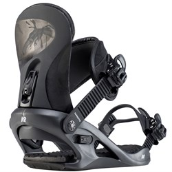 K2 Cassette Snowboard Bindings - Women's 2020
