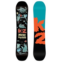 K2 Mini Turbo Snowboard - Boys' 2020