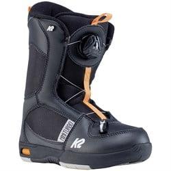 K2 Mini Turbo Snowboard Boots - Little Boys' 2020