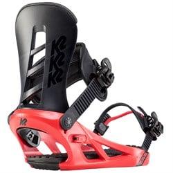 K2 Sonic Snowboard Bindings  - Used