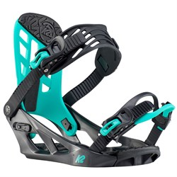 K2 Vandal Snowboard Bindings - Boys'