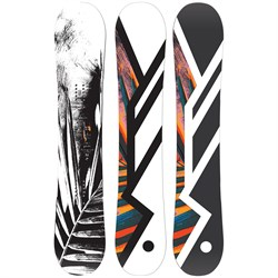 Yes. Hel Yes. Snowboard - Women's 2020