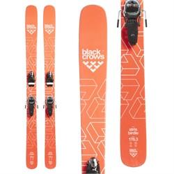 Black Crows Atris Birdie Skis + Look Pivot 12 Dual WTR Bindings - Women's  - Used