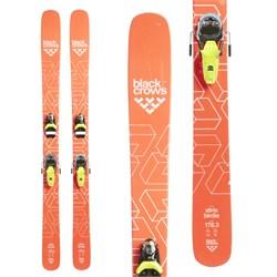 Black Crows Atris Birdie Skis + Look Pivot 14 Dual WTR Bindings - Women's  - Used