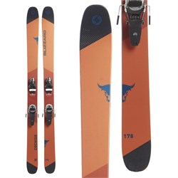 Blizzard Cochise Skis + Look Pivot 12 Dual WTR Bindings  - Used