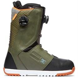 DC Control Boa Snowboard Boots  - Used
