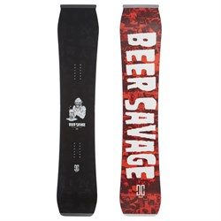 DC Beer Savage Snowboard 2020