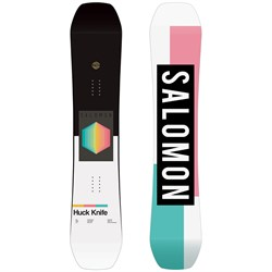 Salomon Huck Knife Snowboard 2020 - Used