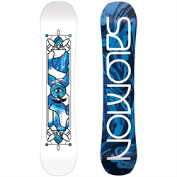 Salomon Gypsy Grom Snowboard - Girls'