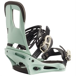 Burton Cartel Snowboard Bindings  - Used