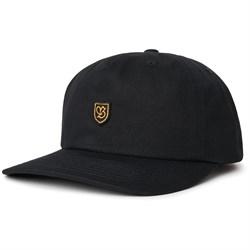 Brixton B-Shield MP Snapback Hat