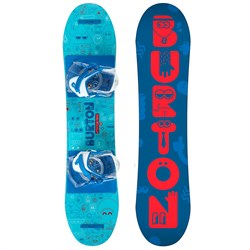 Burton After School Special Snowboard Package - Little Kids' 2020