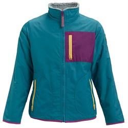 Burton Snooktwo Reversible Fleece Jacket - Girls'